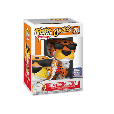 Funko Pop! Chester Cheetah *Funko Hollywood Grand Opening* In Hand + Protector
