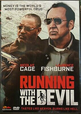 Running With The Devil (DVD 2019)