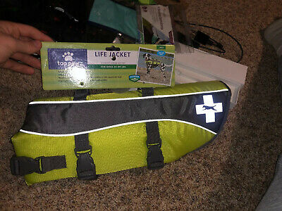 Top Paw Life Jacket Size Large