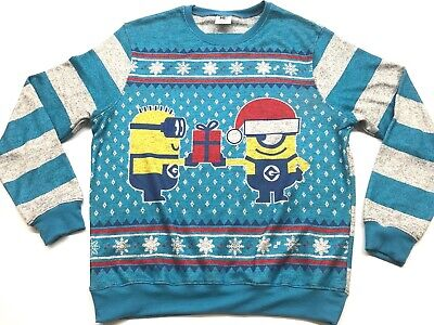 DESPICABLE ME MINION, Adult Small Size, Blue Color, Ugly