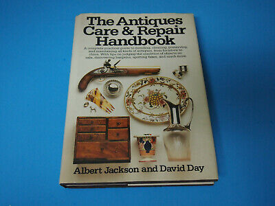 Antiques Care and Repair Handbook by Albert Jackson; David Day 1871854016 The
