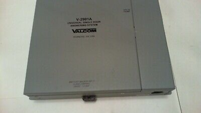 Valcom Universal Single Door Answering System and Opener (V-2901A)