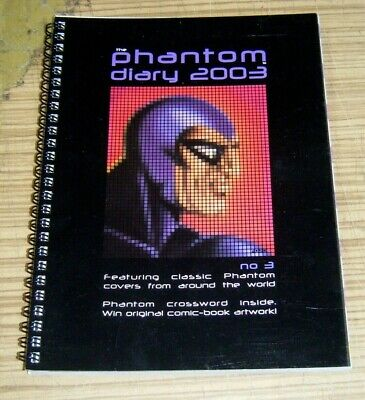 2003 Phantom Diary No 3 - New & Unused