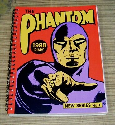 1998 Phantom Diary No 1 - New & Unused