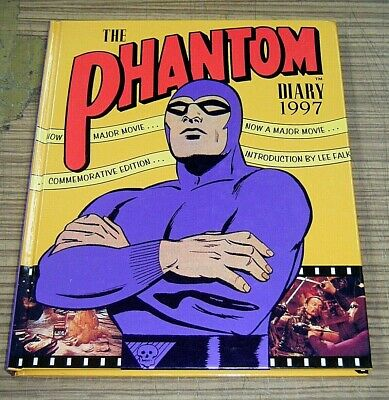 1997 Phantom Diary - Hardcover Book New & Unused
