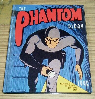 1996 Phantom Diary - Hardcover Book New & Unused