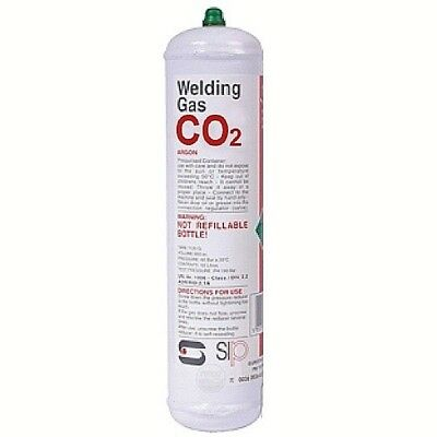 390g CO2 Disposable Welding Gas Bottle - 02658
