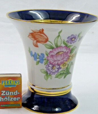 Vase  Royal Dux Böhmen handpainted