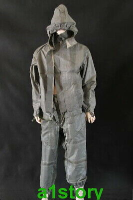 Soviet USSR Russian Protective Suit KR3 Stop Chemical and Radioactive dust WWII