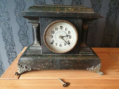 19th Century Anerican Mantle Clock - William Gilbert & Co.