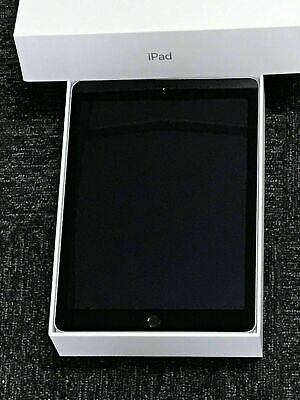 Apple iPad Air 2 Retina 16GB, Wi-Fi 9.7in Space Grey A+GRADE 12 M W Apple Box