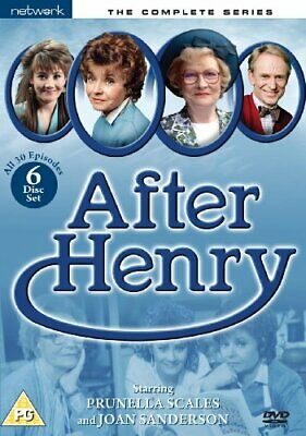 After Henry - The Complete Series [DVD] [1988][Region 2]