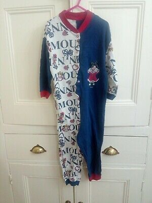 M&S Disney Minnie Mouse Girl's One Piece Age 5-6
