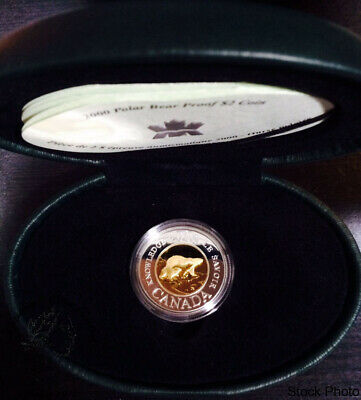Canada 2000 $2 Millennium Knowledge Silver Coin in Clamshell Case