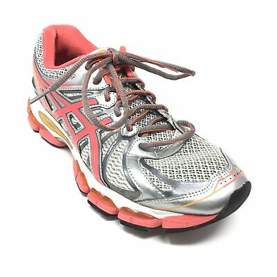 ASICS GEL CONTED 3 Women's Running Shoes Sz 6.5 Color Gray