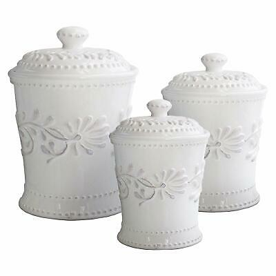 3PC CERAMIC APPLE set Kitchen decor Fruit ceramic decor NEW ...