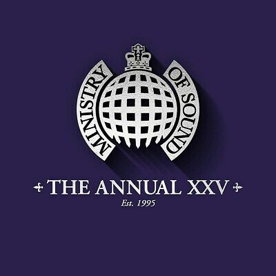 The Annual XXV - Various Artists (Box Set) [CD]