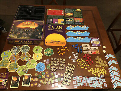 catan traders and barbarians expansion Game Expansion Klaus Teuber Excellent