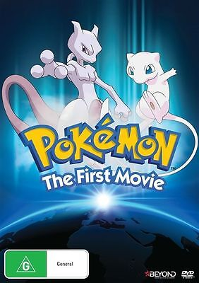 Pokemon - Mewtwo Strikes Back : Movie 1 (DVD, 2016) - R4