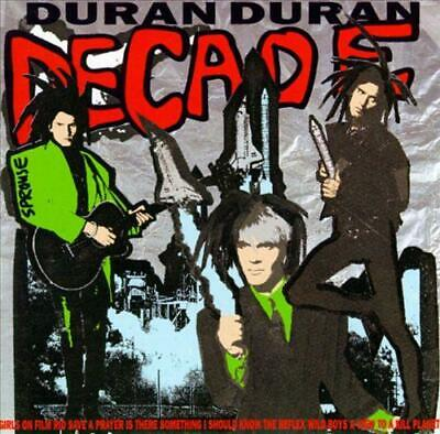 DURAN DURAN - Decade (CD 1989) EXC Best Of / Greatest Hits (CD 1999)  EXC