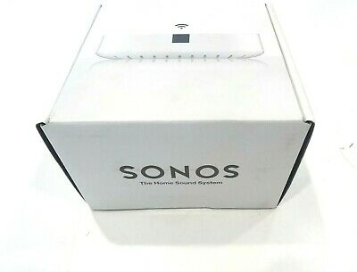 New -  Sonos Boost Wireless Network for Sonos System Speaker WiFi Router