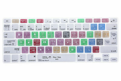 After Effects Shortcuts Keyboard Cover Mac