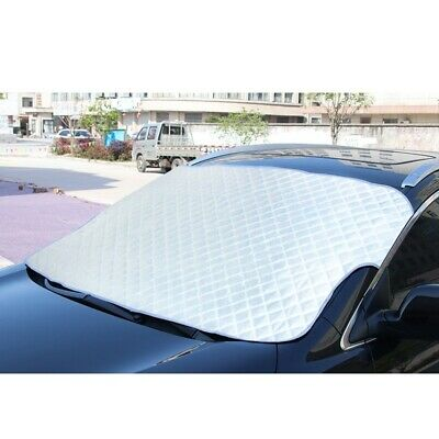 CAR WINDSCREEN FROST COVER ICE SNOW DUST PROTECTOR FOR KIA PICANTO 04-11