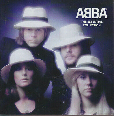 """ABBA """"The Essential Collection"""" Best Of 2CD"""