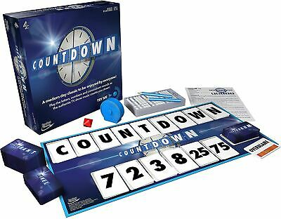 Rocket Games Countdown The Board Game