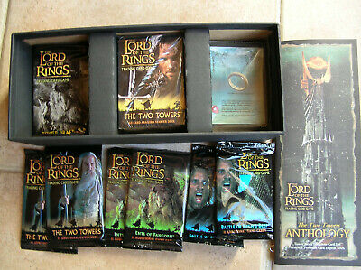 The Two Tower  Anthology Box Set Lord Of The Rings Tcg