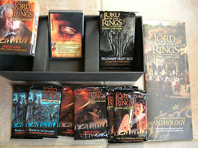 The Fellowship Of The Ring  Anthology Box Set Lord Of The Rings Tcg