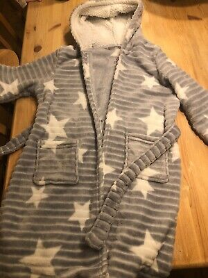 Girls Aged 6-7 Dressing Gown