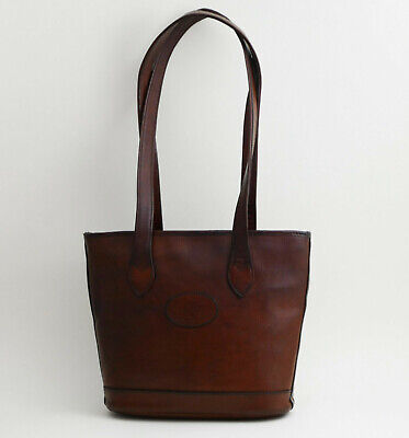 Mulberry Schultertasche Top Henkeltasche Leder Tasche Shoulderbag Hobo Bag Tote