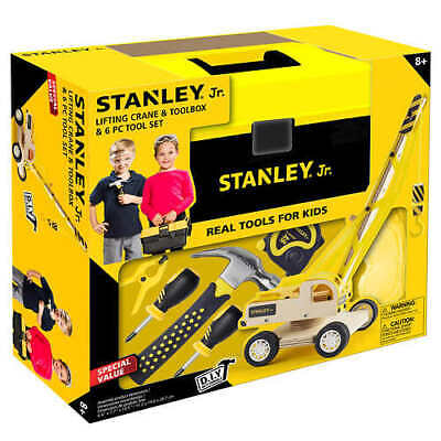 Stanley Jr. Toolbox Set  ** FREE SHIPPING **