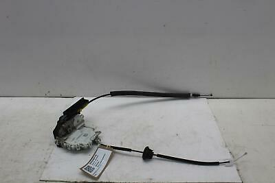 2017 PORSCHE MACAN Near Side Front Door Lock Assembly 8J2837015