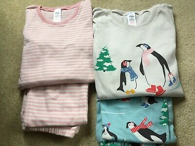 Mini Boden 2 x pairs of PJ Age 14