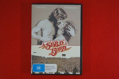 A Star Is Born - DVD - Free Postage !!