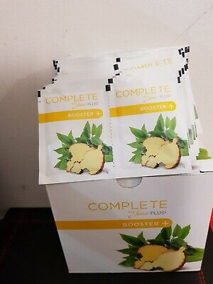 10 X Juice  Plus Boosters In Date 06/2020 New And Sealed