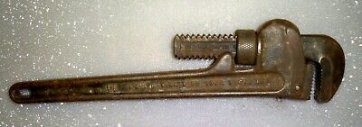 old 14 in. ridgid pipe wrench