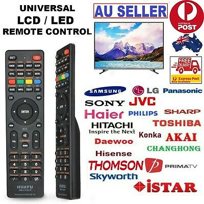 Replacement Universal TV Remote Control For Samsung/Sony/LG/TCL/LED LCD TV HDTV