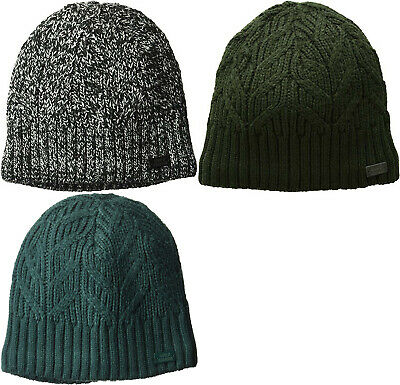 NWT Under Armour Women's ColdGear Around Town Knit Beanie Lined