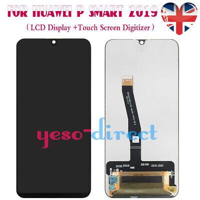 For Huawei P Smart 2019 Screen Replacement LCD Touch Digitizer Display Black