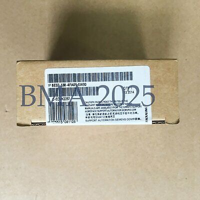 1PC NEW IN BOX Siemens 6ES7 138-4FA05-0AB0 6ES71384FA050AB0 DHL free shipping
