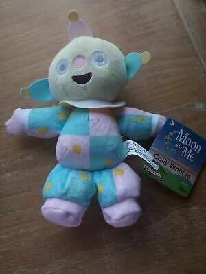 Bnwt Playskool Moon & Me Colly Wobble