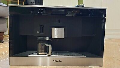Miele Nespresso Coffee Machine 35900 Picclick Uk
