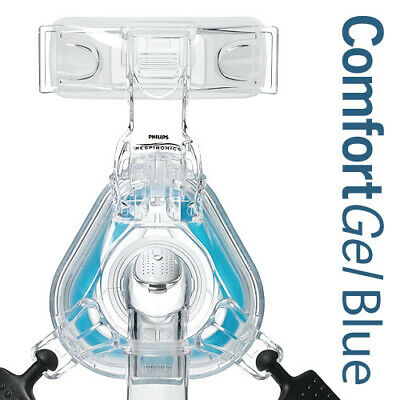 ComfortGel Blue Nasal CPAP Mask with Headgear (Size L)