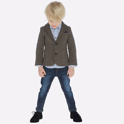 New Mayoral boys slim fit sustainable jeans, Age 2 years (4508)