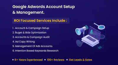 Set Up and Manage Your Google Adwords Account Remarketing Campaign with Adgroups