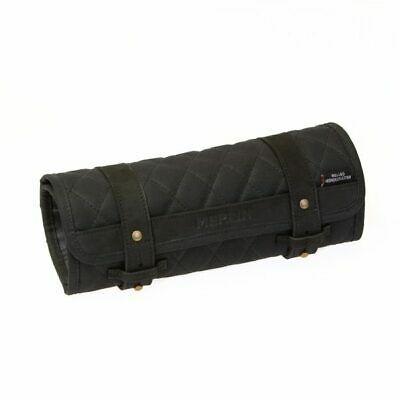 Merlin Chaplow Tool Roll (Black)