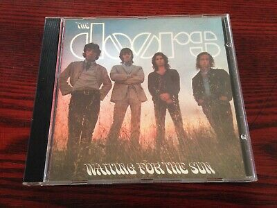 The Doors : Waiting for the Sun CD (1991)  CANADA
